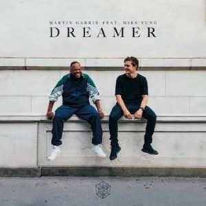 Artwork for Martin Garrix's single 'Dreamer'