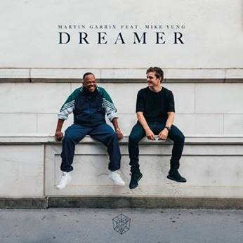Cover art for Martin Garrix's single Dreamer