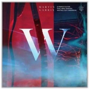 Artwork for Martin Garrix's single Waiting for Tomorrow