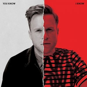 Artwork for Olly Murs album You Know I Know