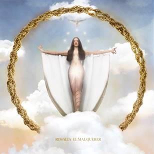 Album artwork for Rosalía's El Mal Querer
