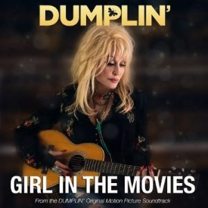 Album Art for Dolly Parton single 'Girl in the Movies'