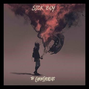 Cover art for The Chainsmoker's album 'Sick Boy'