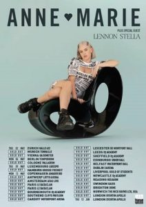 LENNON STELLA'S NORTH AMERICAN HEADLINE TOUR KICKS OFF MARCH 19; SOLD-OUT SHOWS IN TORONTO, NEW YORK, LOS ANGELES, AND MORE