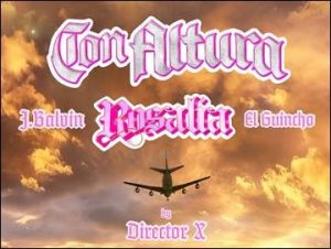 """Rosalía Unveils A New Song & Video Today With The Release Of   """"Con Altura"""" – Rosalía & J Balvin feat. El Guincho"""
