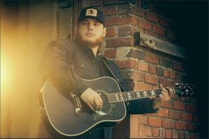 LUKE COMBS NOMINATED FOR TWO ACM AWARDS