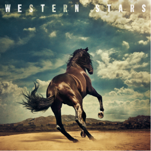 Bruce Springsteen's Western Stars, New Studio Album (Official Album Artwork)