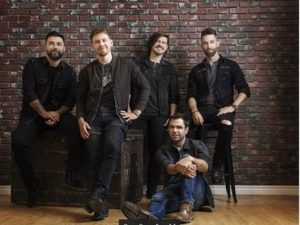 COLD CREEK COUNTY RELEASE NEW SINGLE GOLD TODAY!