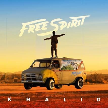 "KHALID'S NEW ALBUM ""FREE SPIRIT"" IS OUT NOW"