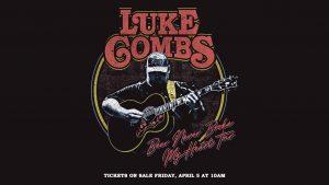LUKE COMBS CONFIRMS BEER NEVER BROKE MY HEART FALL TOUR