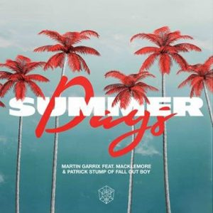 Martin Garrix releases 'Summer Days' with Macklemore and Fall Out Boy front man Patrick Stump