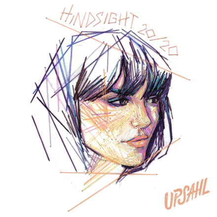 ARISTA RECORDING ARTIST UPSAHL UNVEILS DEBUT EP HINDSIGHT 20/20 TODAY