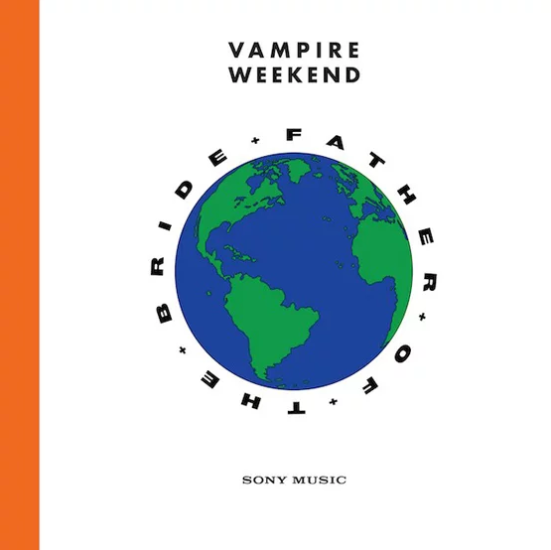 VAMPIRE WEEKEND FATHER OF THE BRIDE NEW ALBUM OUT TODAY ON COLUMBIA RECORDS