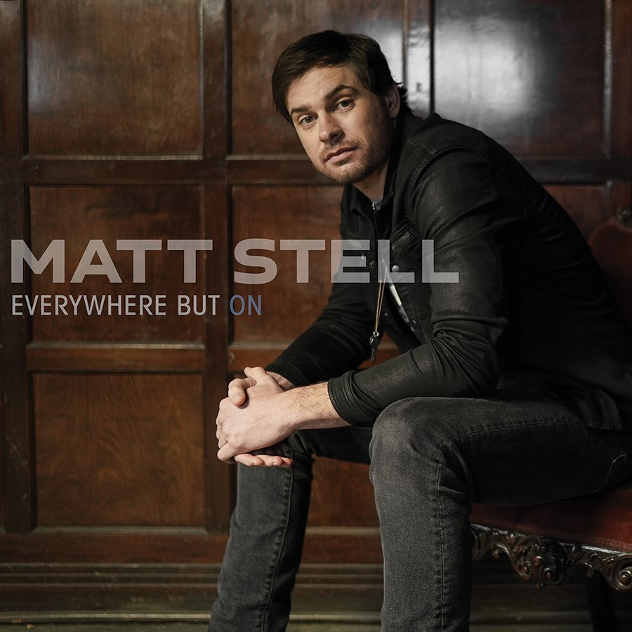 """PRAYED FOR YOU"" SINGER MATT STELL DEBUTS  MUSIC VIDEO FOR ""EVERYWHERE BUT ON"""