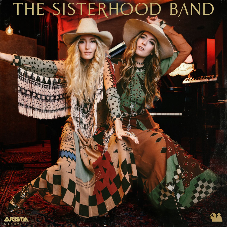 THE SISTERHOOD BAND RELEASES NEW MUSIC TODAY