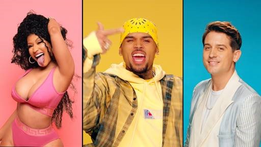 "GLOBAL ENTERTAINER & R&B SUPERSTAR CHRIS BROWN RELEASES THE DANCE-HEAVY ""WOBBLE UP"" VISUAL FEATURING NICKI MINAJ & G-EAZY"