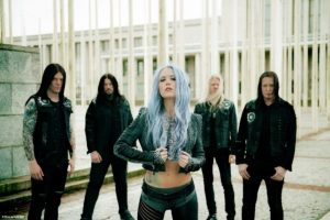 ARCH ENEMY ANNOUNCES TOUR DATES SUPPORTING AMON AMARTH. 6 CANADIAN DATES ANNOUNCED