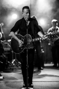 "BRUCE SPRINGSTEEN RELEASES NEW SONG ""TUCSON TRAIN"" AND PERFORMANCE VIDEO"