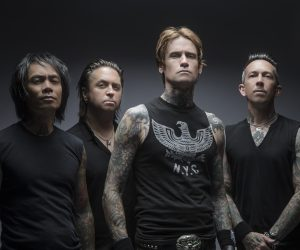 "BUCKCHERRY PREMIERES ""RIGHT NOW"" MUSIC VIDEO TODAY"