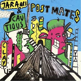 "GRAMMY-AWARD WINNING PRODUCER DUO JARAMI RELEASE NEW SINGLE ""POST MATES"" FT. CAUTIOUS CLAY VIA RCA RECORDS"