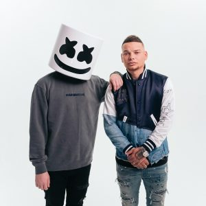 "MARSHMELLO AND KANE BROWN RELEASE HIGHLY-ANTICIPATED COLLABORATION ""ONE THING RIGHT"" TODAY"