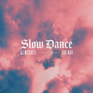 """AJ MITCHELL UNVEILS """"SLOW DANCE"""" FEATURING AVA MAX"""