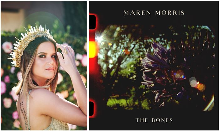 "MAREN MORRIS' ""THE BONES"" VIDEO PREMIERES TODAY"