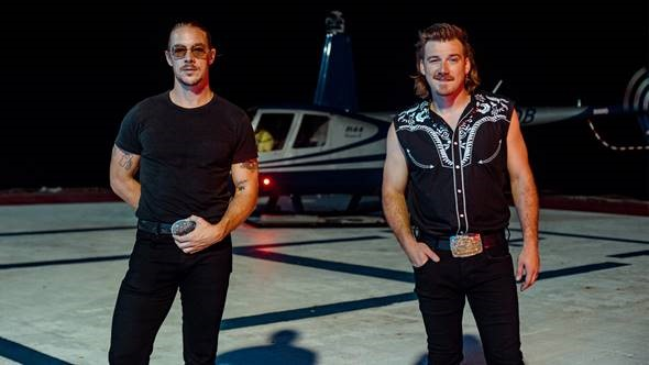 """DIPLO UNVEILS VIDEO FOR LATEST THOMAS WESLEY TRACK """"HEARTLESS"""" WITH MORGAN WALLEN"""