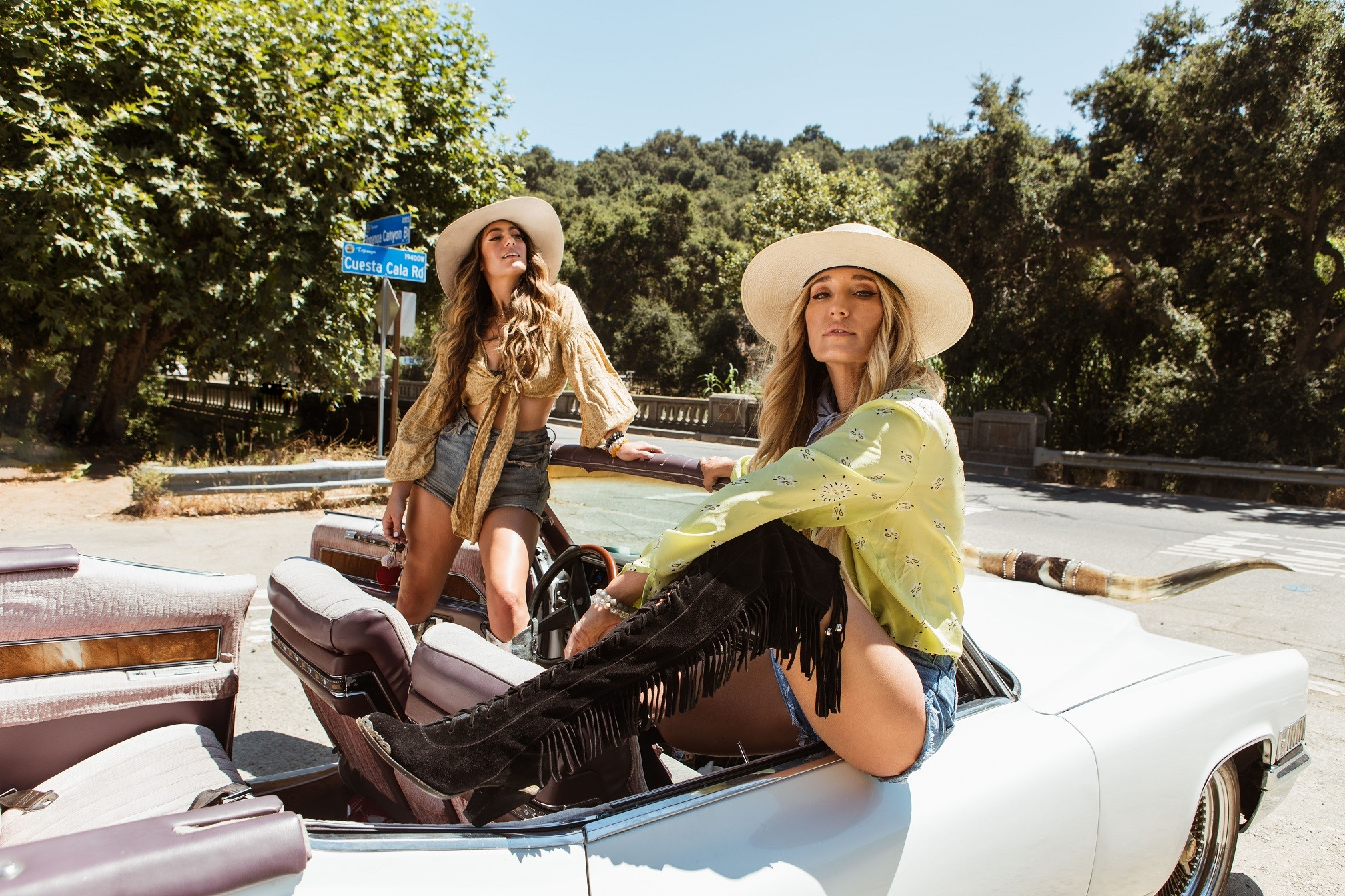 """THE SISTERHOOD BAND RELEASES NEW MUSIC VIDEO, """"GET UP AND GO"""""""