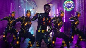"LIL NAS X UNVEILS OFFICIAL MUSIC VIDEO FOR ""PANINI"""