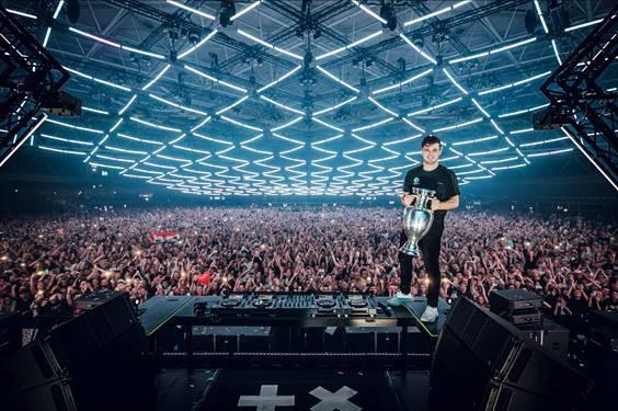 Global superstar DJ and producer Martin Garrix to provide sound of UEFA EURO 2020