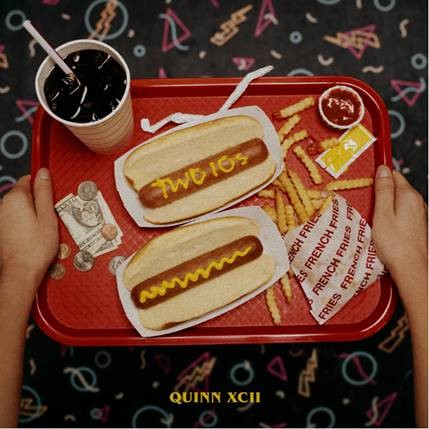 "QUINN XCII RELEASES NEW SINGLE AND OFFICIAL VIDEO FOR ""TWO 10s"""