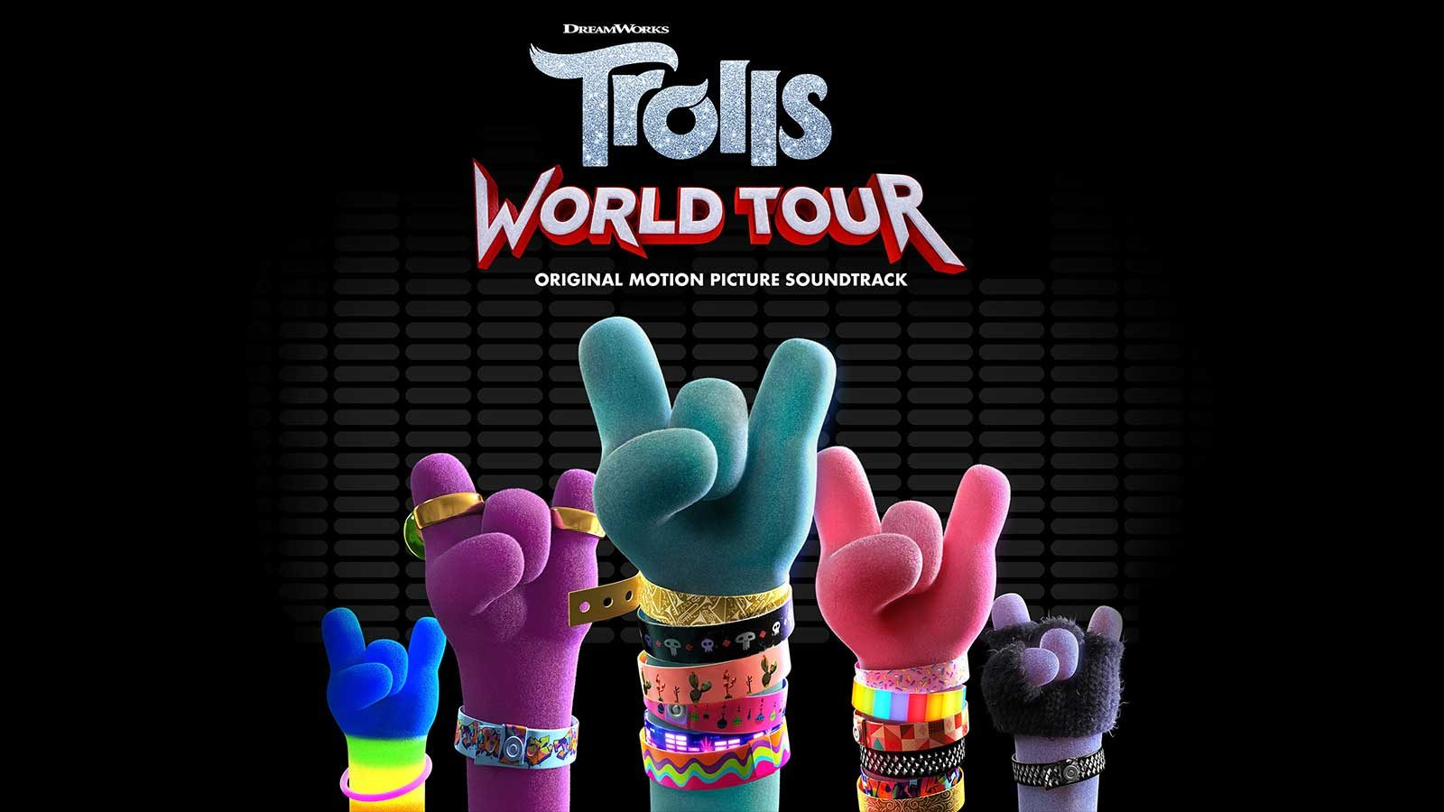 Trolls Album Artwork