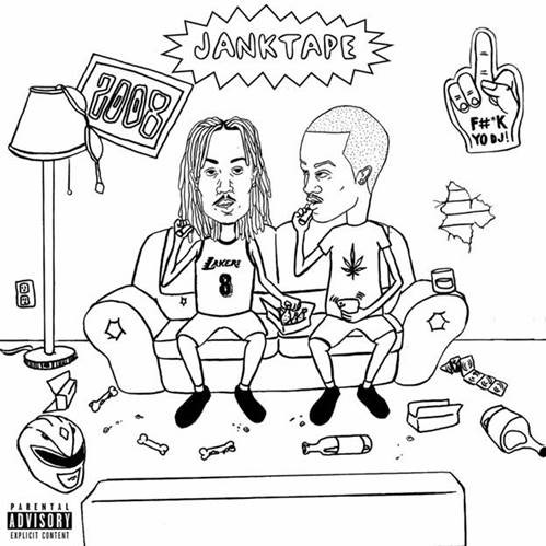 BUDDY & KENT JAMZ ANNOUNCE JOINT PROJECT JANK TAPE VOL. 1
