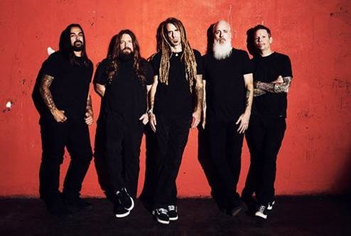 "LAMB OF GOD RELEASE ""MOMENTO MORI"" TRACK AND MUSIC VIDEO"