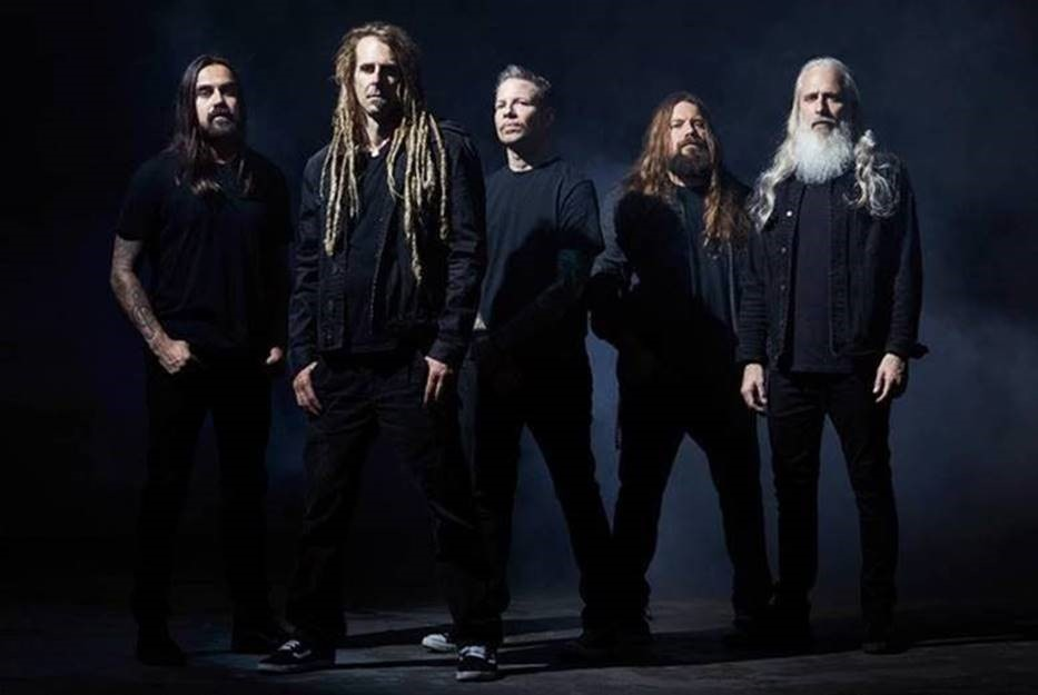 "LAMB OF GOD Releases First New Music in Five Years, ""Checkmate,"" from Upcoming Self-Titled Album, Due Out May 8."