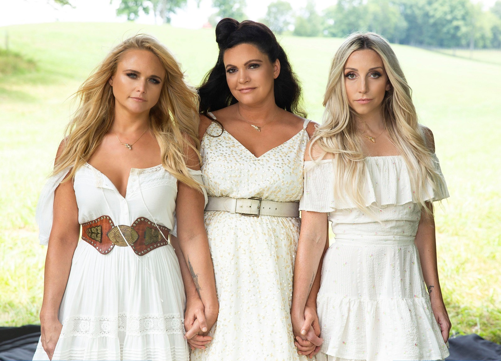 MIRANDA LAMBERT AND TRIO PISTOL ANNIES NAMED TO MULTIPLE YEAR'S AND DECADE'S BEST LISTS