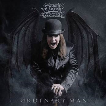 OZZY OSBOURNE RELEASES NEW ALBUM 'ORDINARY MAN' TODAY!