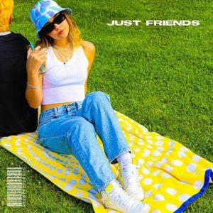 "RISING STAR AUDREY MIKA RELEASES NEW TRACK ""JUST FRIENDS"""