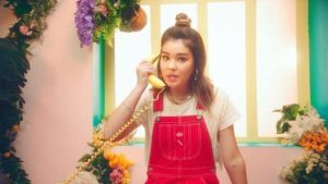 "RISING STAR AUDREY MIKA RELEASES THE MUSIC VIDEO FOR ""JUST FRIENDS"""