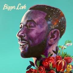 JOHN LEGEND RELEASES NEW ALBUM 'BIGGER LOVE'