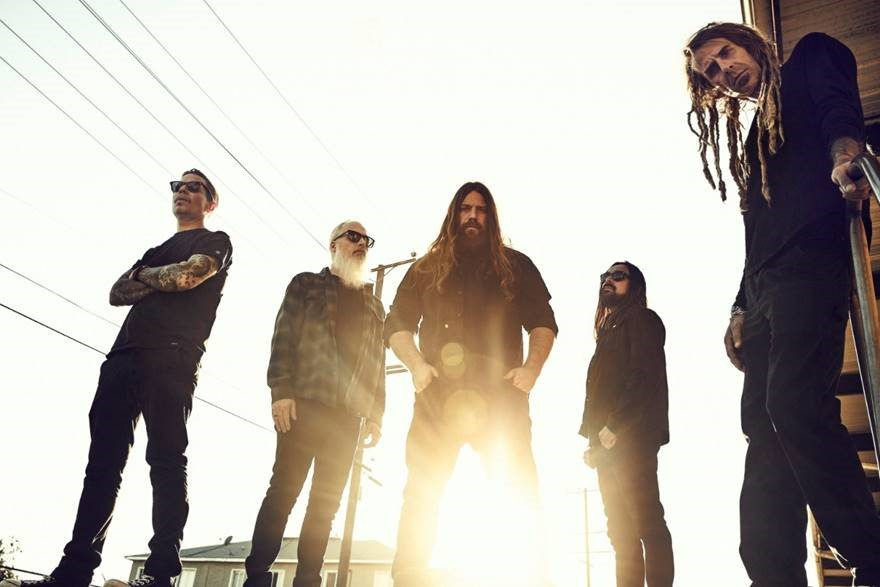 """LAMB OF GOD Reveals New Single and Video for """"Gears"""" + New Album Available Today"""