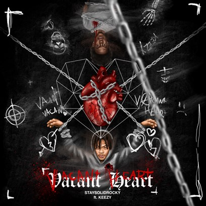 """STAYSOLIDROCKY TUGS HEARTSTRINGS WITH SOULFUL SLAPPER """"VACANT HEART"""" FT KEEZY"""