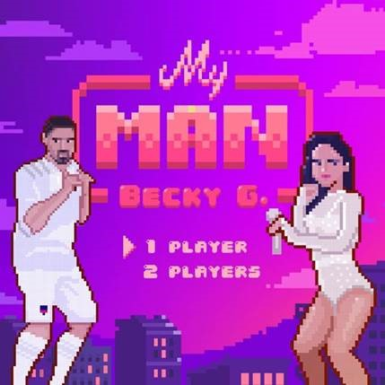 "BECKY G RELEASES NEW SINGLE ""MY MAN"""