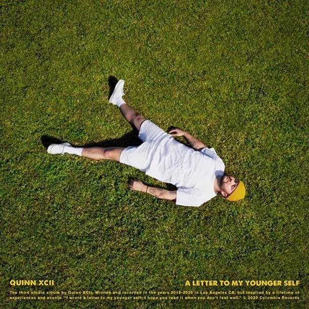 QUINN XCII UNVEILS THIRD ALBUM A LETTER TO MY YOUNGER SELF TODAY