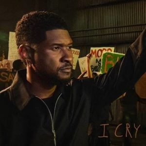 """Usher Releases """"I Cry,"""" An Emotional Response to this Unprecedented Time in Our Lives."""