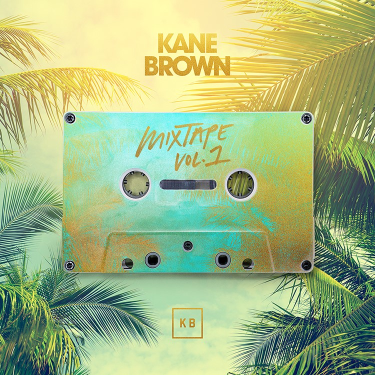 KANE BROWN TO RELEASE MIXTAPE VOL. 1 AUGUST 14