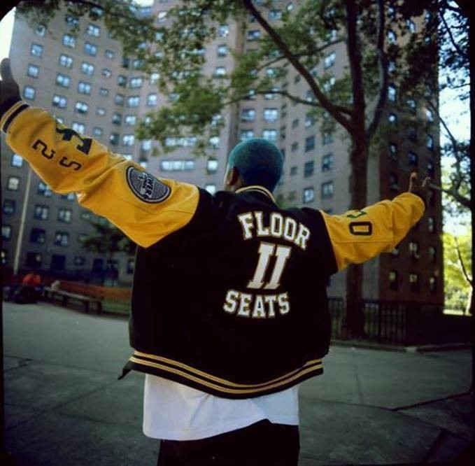 A$AP FERG FLOOR SEATS II OUT TODAY ON A$AP WORLDWIDE / POLO GROUNDS / RCA RECORDS