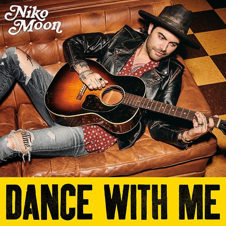 "NIKO MOON BRINGS THE RHYTHM WITH ""DANCE WITH ME"""