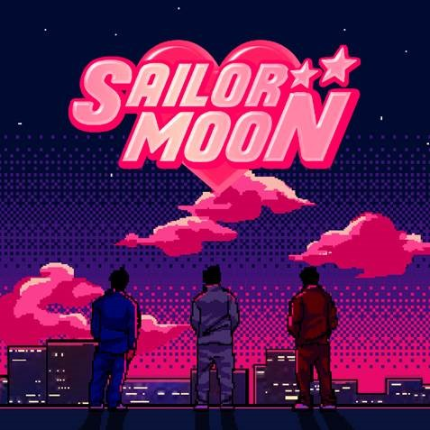 "UPTOWN BOYBAND RELEASES 80'S CITY POP-INSPIRED TRACK ""SAILORMOON"""
